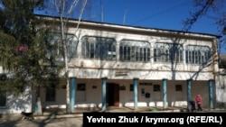 Центральное здание усадьбы губернатора Тавриды Бороздина