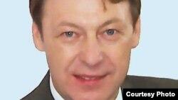 Брянск. Лидер местного отделения партии Яблоко Андрей Пономарев