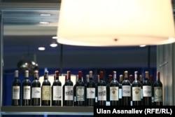 А вот французское вино российское эмбарго не затронуло
