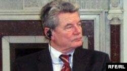 Pastorul Joachim Gauck în martie 2007
