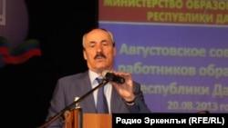 """Рамазан Абдулатипов против """"басурман"""" в краснодарском гимне."""