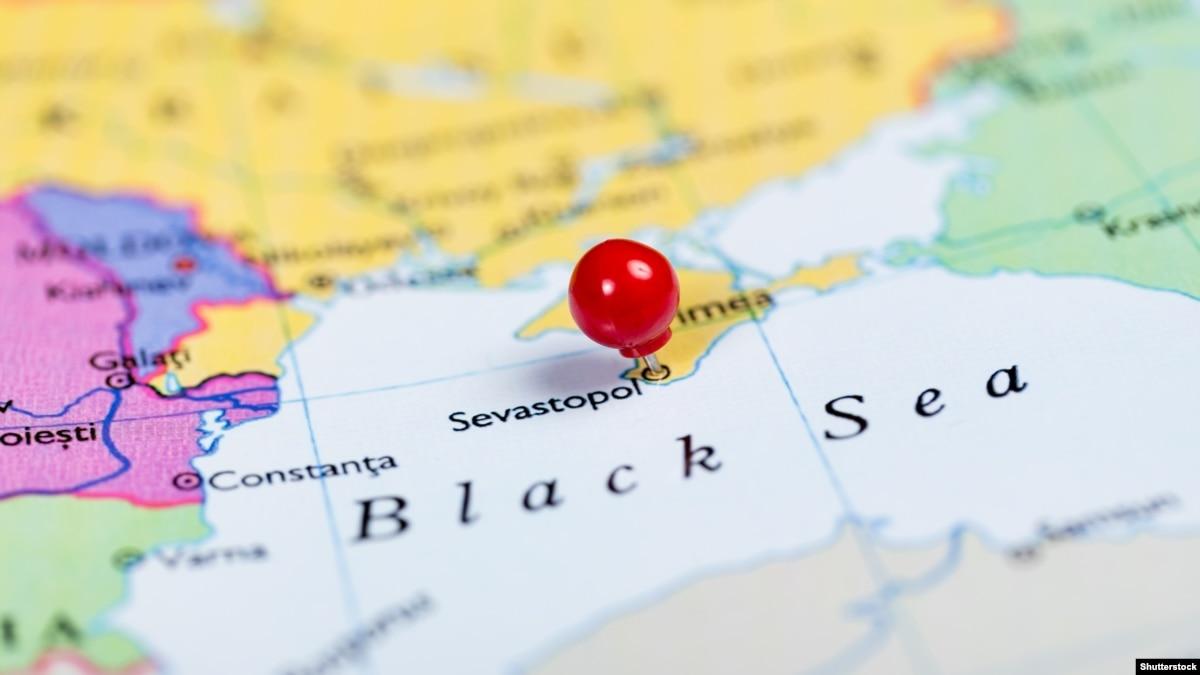 Издание The New York Times изменило фото с картой Украины без Крыма