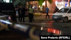 Crnogorska policija, fotoarhiv