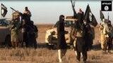 مسلحو (داعش) في نينوى