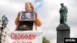 Уже не один год в списке политзаключенных значится Михаил Ходорковский