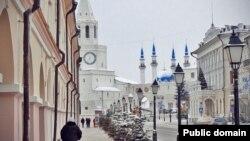 Казан, Кирмән урамы