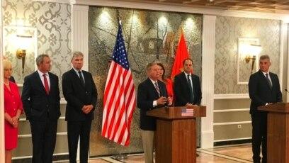 Senator SAD Lindzi Grem u posjeti Crnoj Gori, 4. septembar 2019.