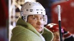 Лицом к событию. Путин выбрал хоккеиста