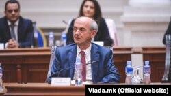 Државниот јавен обвинител Љубомир Јовески