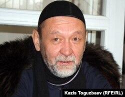 Рафаэль Балгиннің адвокаты Нұрлан Өстеміров. Алматы, 9 желтоқсан 2011 жыл.