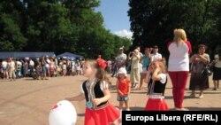 Zilele Europei, în premieră, la Tiraspol