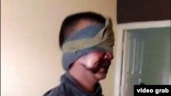 خلبان اسیر هندی