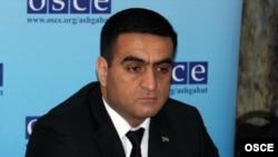 Türkmenistanyň daşary işler ministriniň birinji orunbasary Wepa Hajyýew
