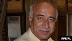 د بلوچستان وزیر اعلا ډاکټر مالک بلوڅ
