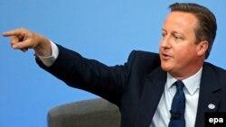 Dejvid Kameron (David Cameron), premijer Velike Britanije u ostavci, ilustrativna fotografija