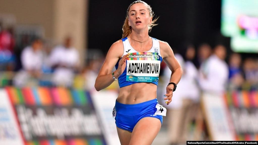 Лейля Аджаметова виграла дві золоті нагороди на світовій першості