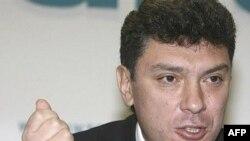 Борис Немцов: или выборы по закону, или выборы без кандидатов
