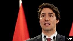 Канада премьер-министры Джастин Трюдо