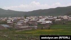 Շիրակի մարզի գյուղերից մեկը, արխիվ