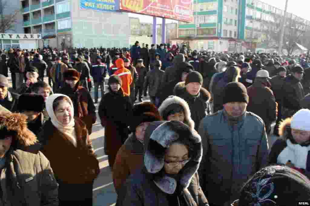 Казахстан. 12 – 18 декабря 2011 года #11
