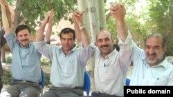 اعضای هیات مدیره کانون صنفی معلمان ایران