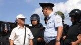 Краснодар, 9 сентября 2018 года. Акция протеста против повышения пенсионного возраста