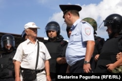 Акция против пенсионной реформы, Краснодар, 9 сентября 2018