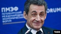 Бывший президент Франции Николя Саркози.