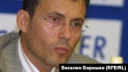 Bulgarian businiessman Minyu Staykov (file photo)