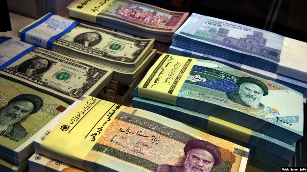The Rial Has Lost 70 Percent Of Its Value In Past Year