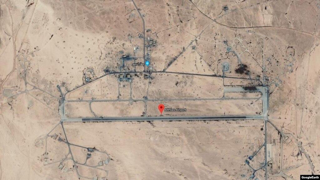 پایگاه هوایی تی- ۴