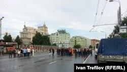 Moskë, 12 qershor 2013.