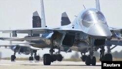 Російські ВПС в Сирії, березень 2013 року