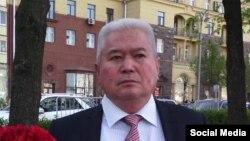 Максат Жапаров.
