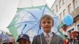 Стэфан Люцыян Саўка і Мірон Вітушка. Фота Юры Сідун