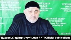 Муфтий Иса Хамхоев
