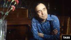 Народный артист СССР Олег Борисов, 1981 год