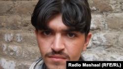 د شوکدر بمي چاودنه کې ژوبل شوی ساجد خان