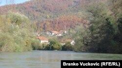 Onečišćenje Kostajničke reke u slivu Drine
