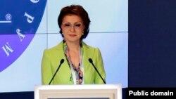 Дарига Назарбаева, депутат мажилиса, старшая дочь президента Казахстана.
