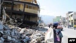 Haiti pas tërmetit