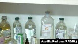 Azerbaijan -- medicine