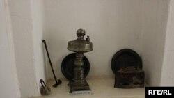 Həmidə xanımın ev muzeyindəki eksponatlar