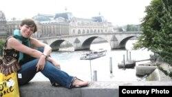 Наталья Гончар в Париже