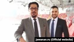 Эхлас Мохаммад Тамим (слева)