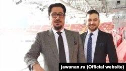 Ехлас Мохаммад Тамім (зліва)