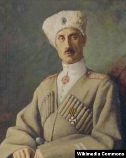 Генерал Петро Врангель