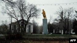 Памятник Владимиру Ленину в Донецке. Иллюстративное фото.