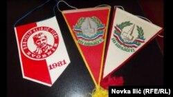 Zastavice sa ORA, foto: Novka Ilić