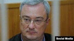 Вячеслав Гайзер в Басманном суде